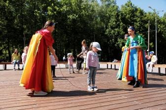 День московских парков